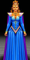 Oeridean Royal Formal Dress by mjarrett1000