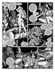 Demon Bride Part 1 Comic, Page 2 by mjarrett1000