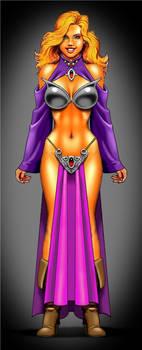 Kyzanthia Adventuring Outfit 2