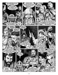 Demon Bride Part 1 Comic, Page 8 by mjarrett1000