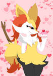 Popy the Braixen