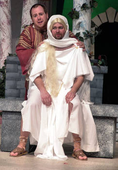 A Funny Thing Happened on the Way to the Forum 5