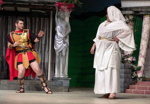 A Funny Thing Happened on the Way to the Forum 12