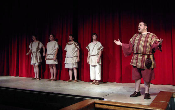 A Funny Thing Happened on the Way to the Forum 15