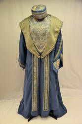 Dumbledore wizards robes by magic-needle