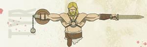 Norse God of War