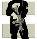 marine with m4