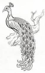 Iridescent Cephalocock by OddyGaul