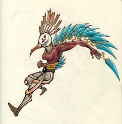 Birdman by OddyGaul
