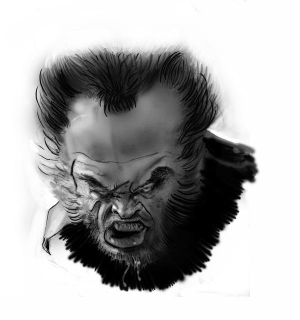 Jack Nicholson as Will Randall by She-Beast
