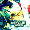 ICON tell YOUR world by remon-gfx