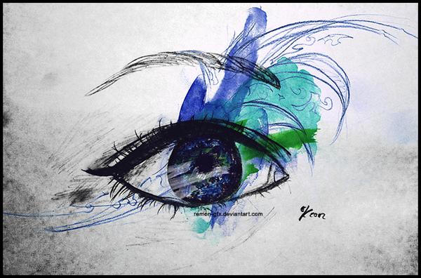 Blue Eye by remon-gfx