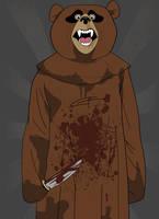 Murder Bear by DieMean