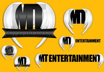 MT Entertainment logo project