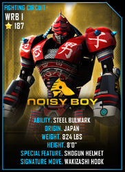 Noisy Boy by noisyboy75