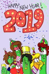 Happy New Year by danigirl1718