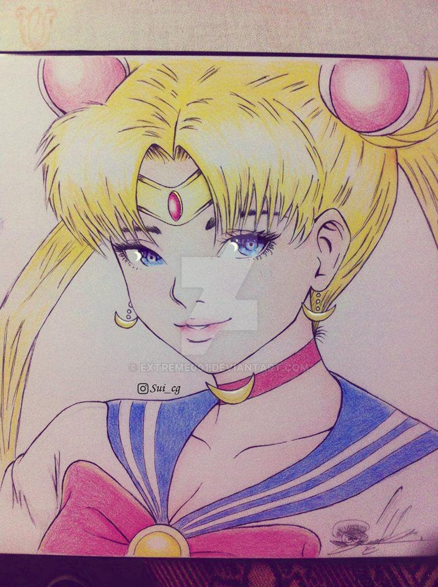 Sailor Moon - Usagi by Extreme001