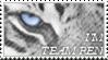 I'm team Ren stamp by GrafikaHindustani
