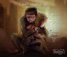 [SPOILERS FOR INFINITY WAR] I Don't Wanna Go