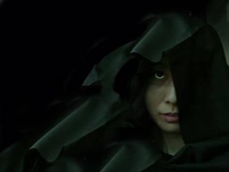 Death Eater me by Awo-Noyama