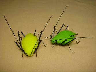 Greenfly by Awo-Noyama