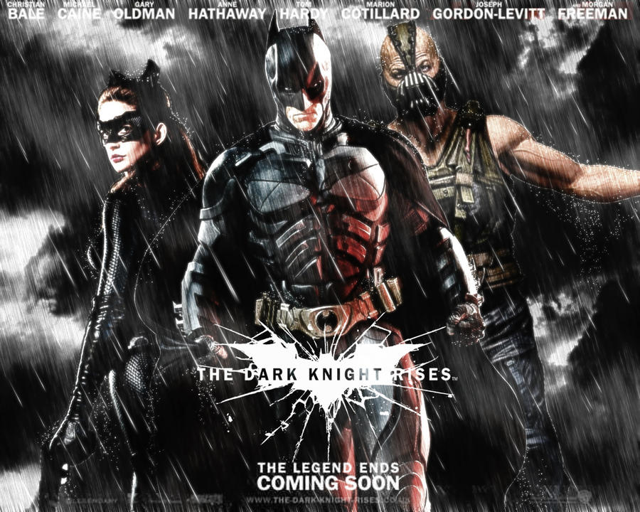 The dark knight rises poster 9 by zviray on deviantart the dark knight rises poster 9 by zviray voltagebd Images