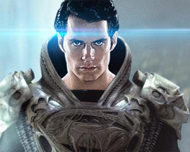 Superman battle armor by zviray on DeviantArt