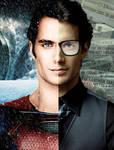 Fan-Made: Superman/Clark Kent promo image