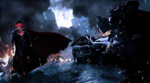 Fan-Made: Man Of Steel II movie still