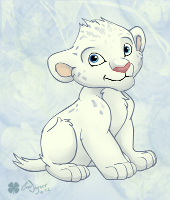 Group Of Anime White Cheetah Related