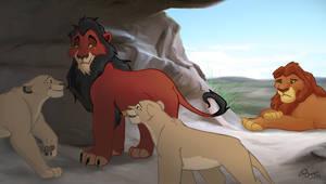 Scar is King