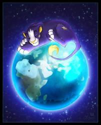 Blackwing Earth by charfade