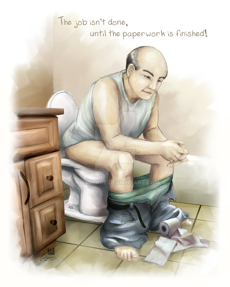 Bathroom Humor By Charfade On Deviantart