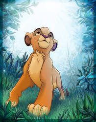 Simba Returns by charfade