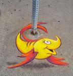 Two Fish ChalkFest Buffalo