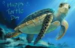 Happy Turtle Day