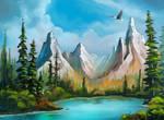 Chris Steele Paint Autumns Magnificence