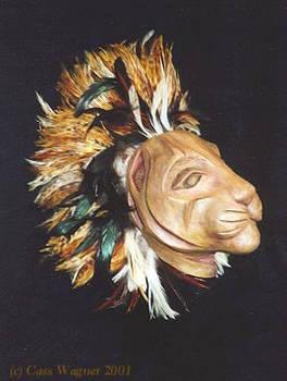Lion King 3D Mask