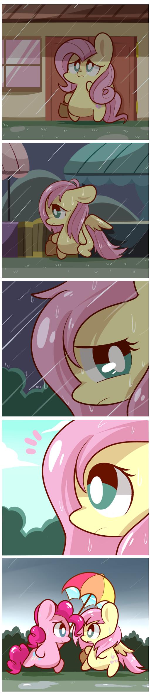 Rainy Day by ILifeloser