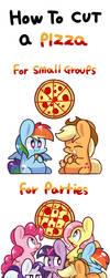 HOW TO CUT A PIZZA by MACKINN7