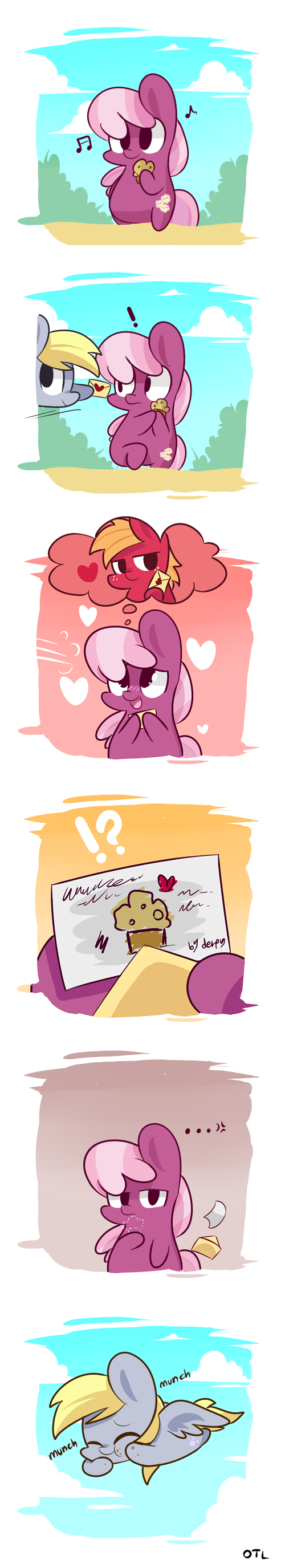 Love Letter by ILifeloser