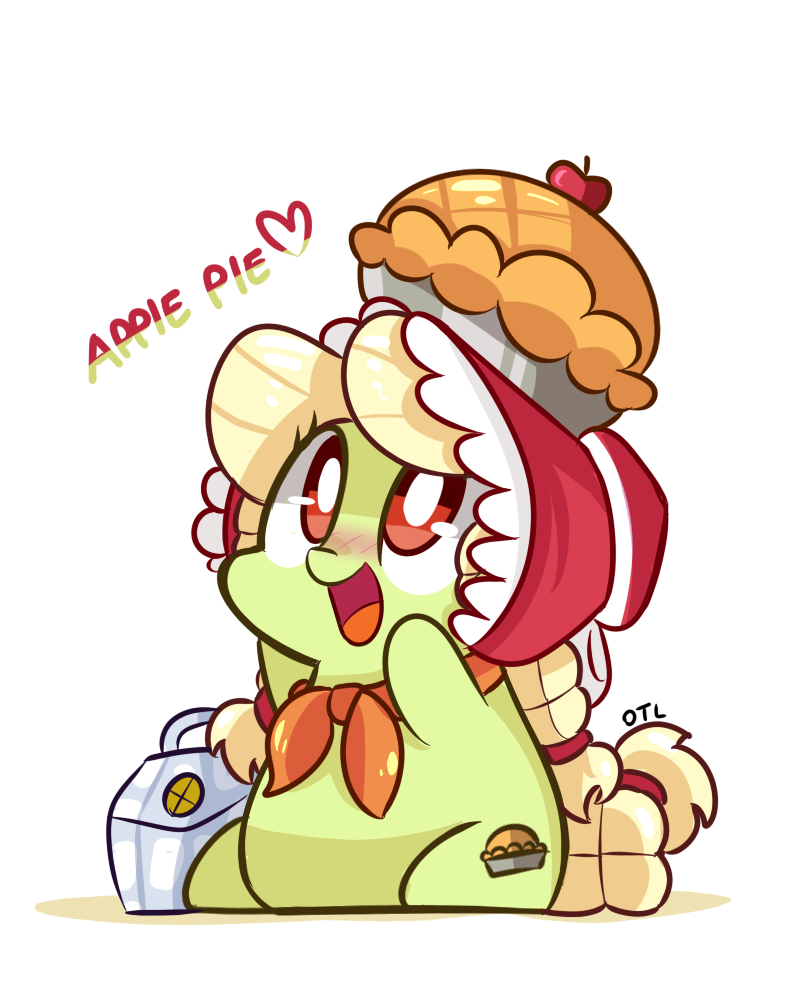 young granny smith by MACKINN7