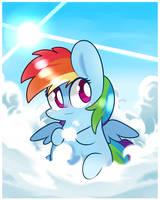 Rainbow dash by MACKINN7