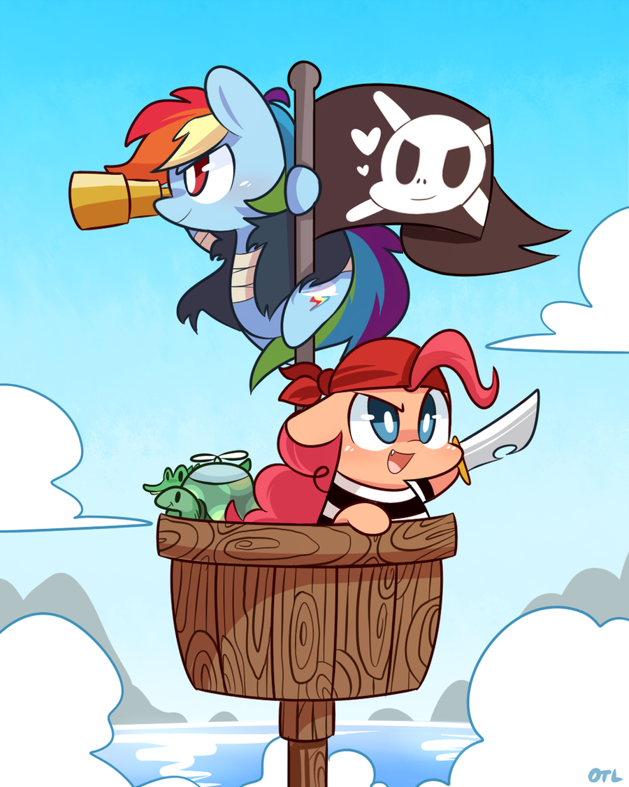 Pirates Time by ILifeloser