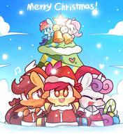 Merry Christmas ! by MACKINN7