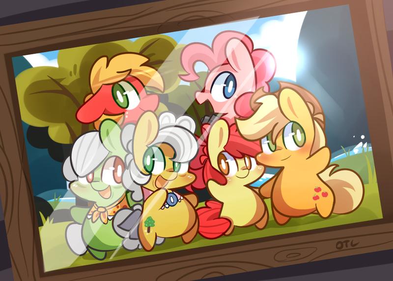 Apple family by ILifeloser