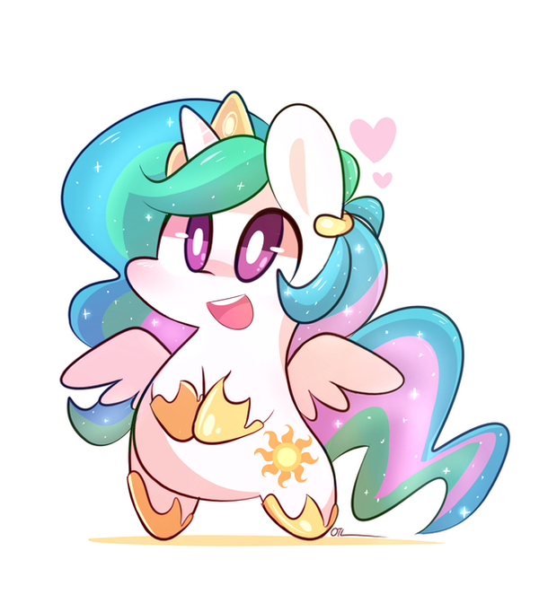 Celestia by MACKINN7