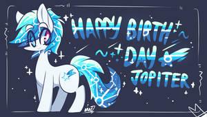 Happy Birthday Jopiter