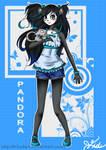 Pandora by Vide-Ilustration