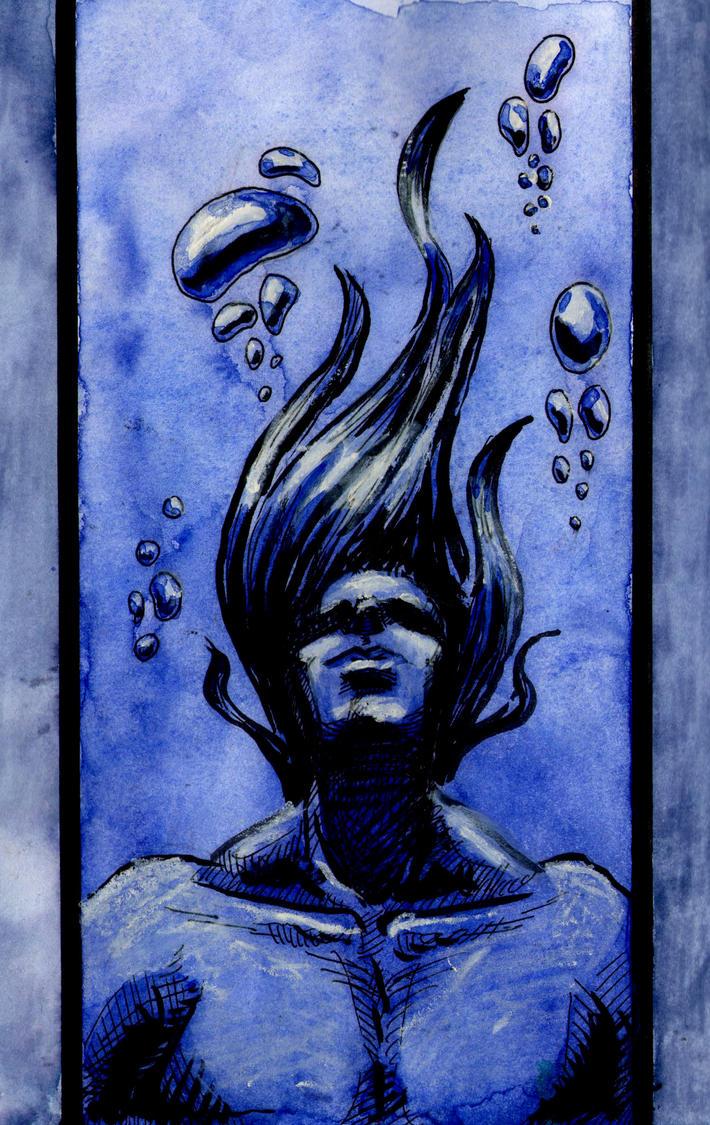 Sinking Into Oblivion by rainsingingdragon